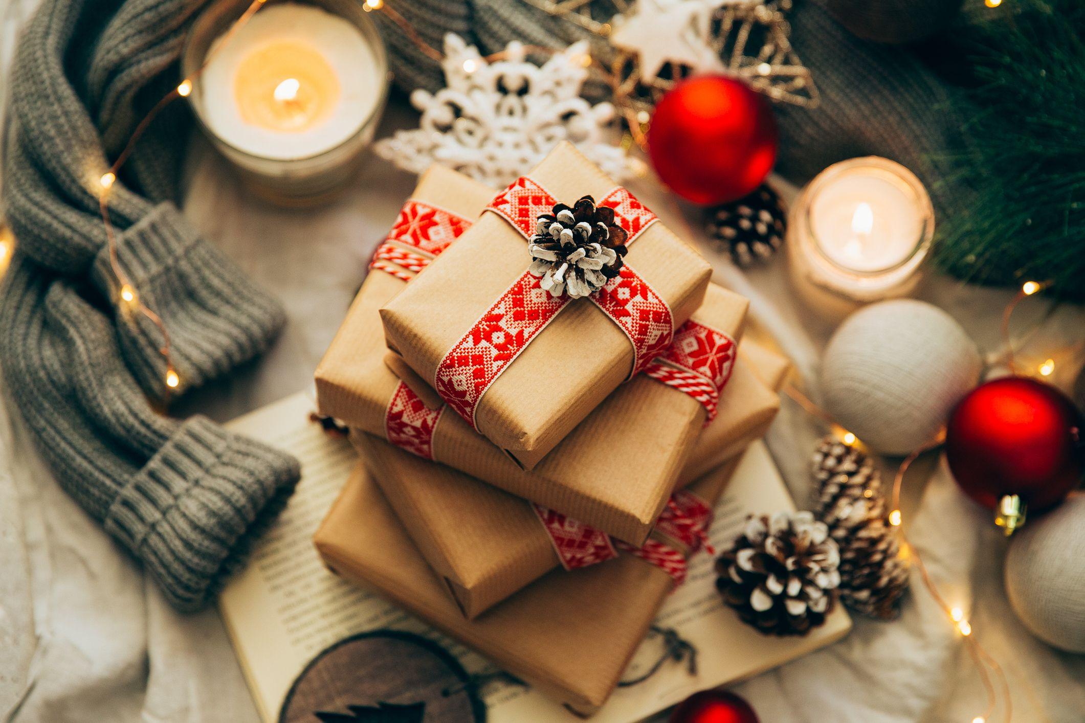 «Новогодний подарок другу»